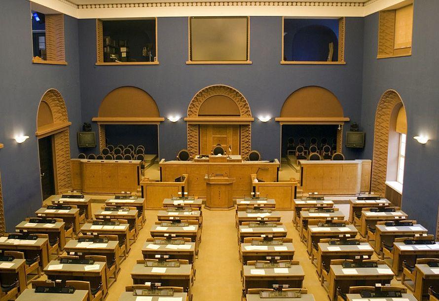 Kaitseministeeriumi uuring näitab usalduse kasvu nii riigikogusse kui ka valitsusse
