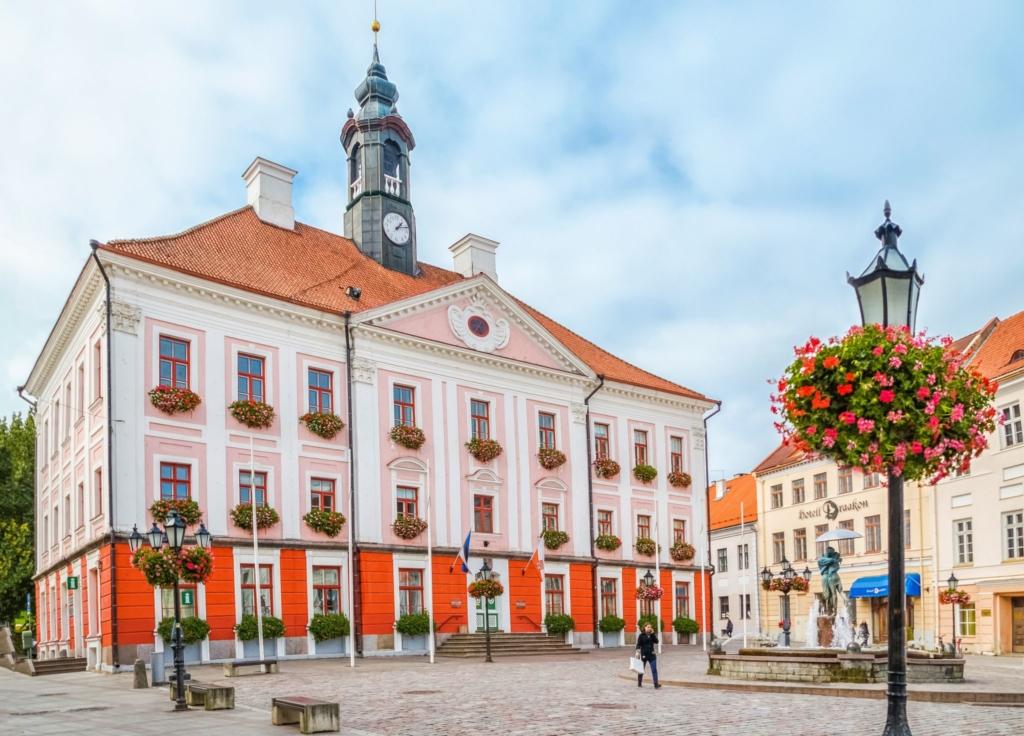Tartu loodab saada Euroopa kultuuripealinnaks