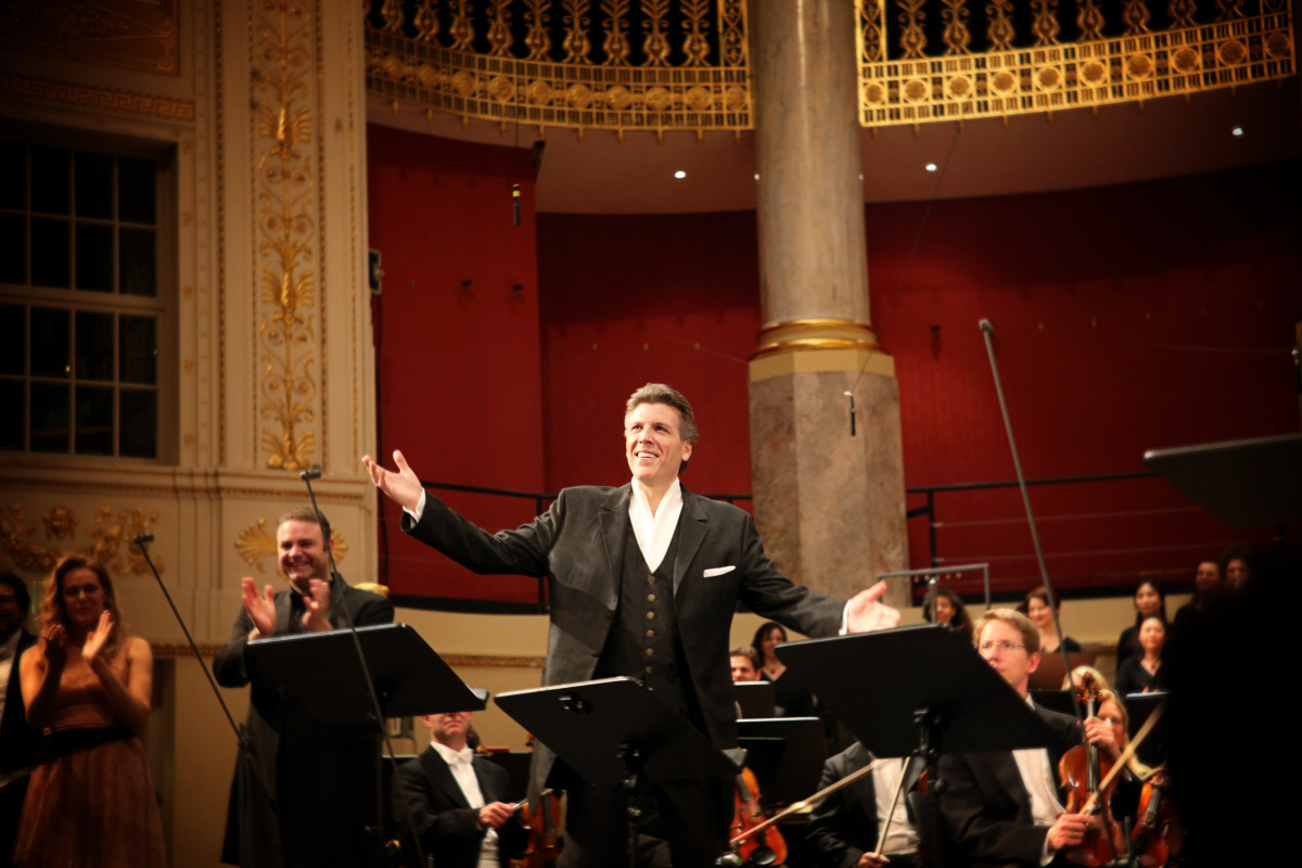 Thomas Hampson by Catherine Pisaroni