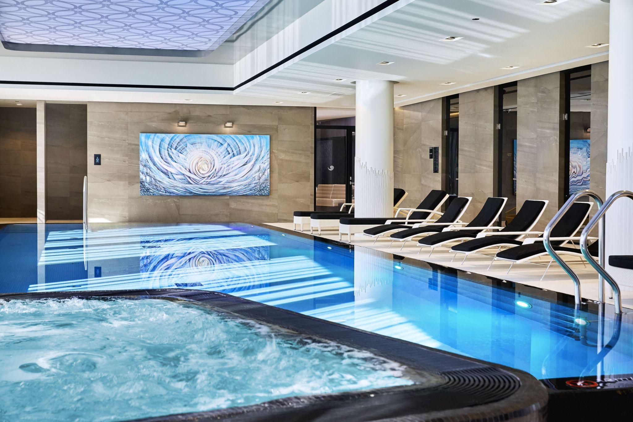 Hilton Tallinn Park hotelli spaa pälvis maineka auhinna