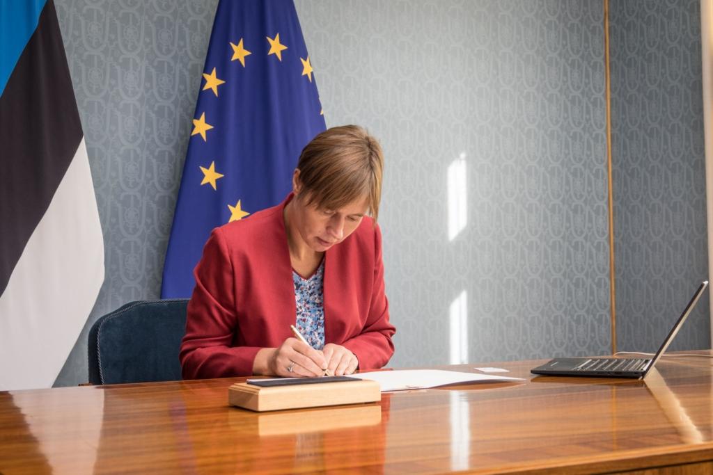 VIDEO! President Kaljulaid plaanib järgmisel aastal kuuks ajaks Narva kolida