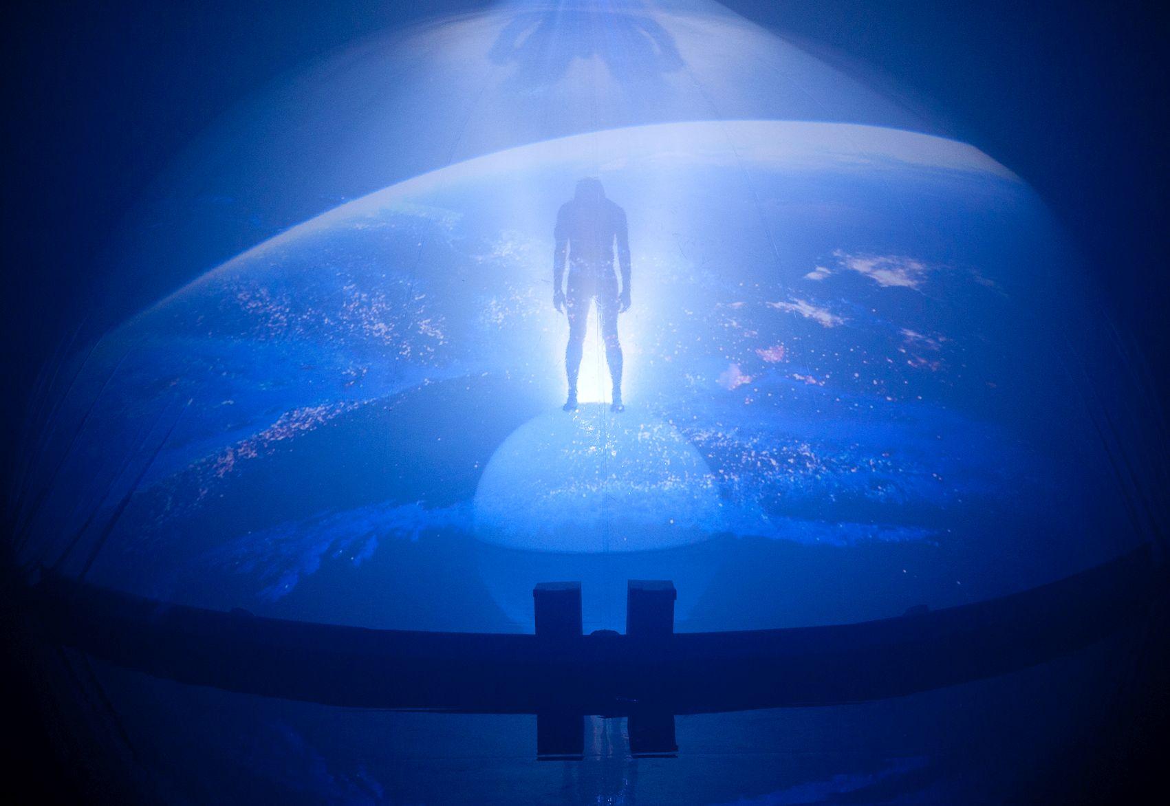 """Lavastus """"Big Data"""" valiti Eesti etenduskunstide showcase'i programmi"""