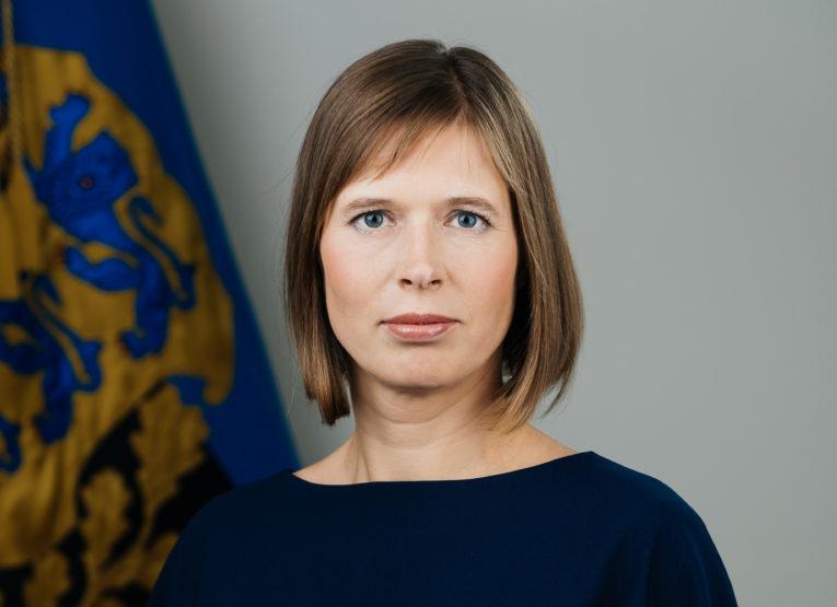 President Kaljulaid Jüri Gümnaasiumis: minge kõik valima!