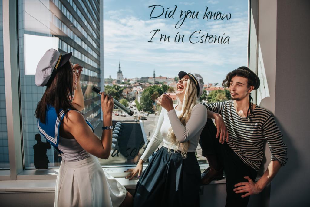 Tunnustus! Hotell Estoria valiti parima disainiga luksushotelliks