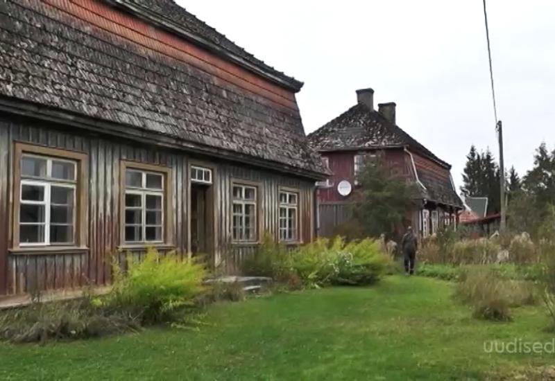 Video! Disainer Lylian Meister äratab talguliste abiga uuele elule Tori raudteejaama vanu tööliselamuid