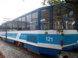 Tramm 122