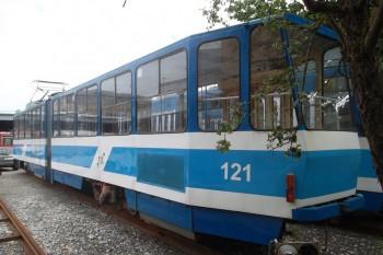 Vahva värk! Põltsamaa lähedale Kuningamäe kardirajale viiakse tramm
