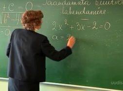 õpetajate palk
