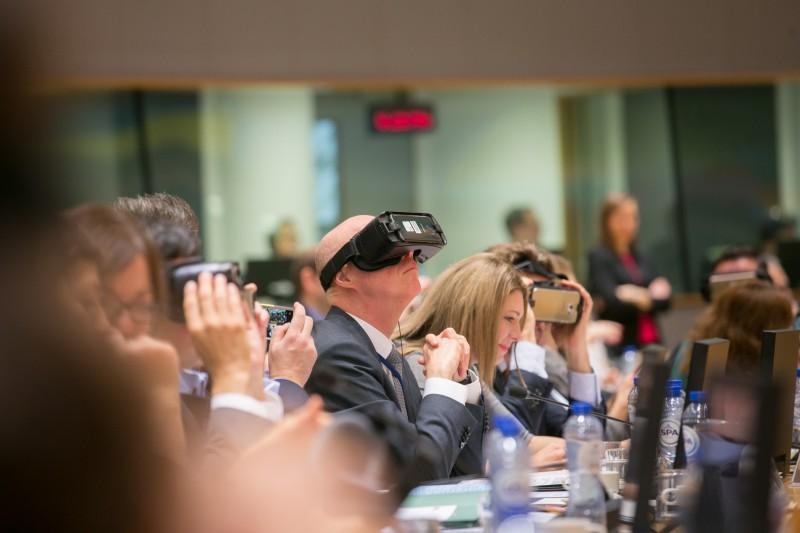 Noored osalesid sotsiaalmeedia vahendusel EL ministrite mõttevahetuses
