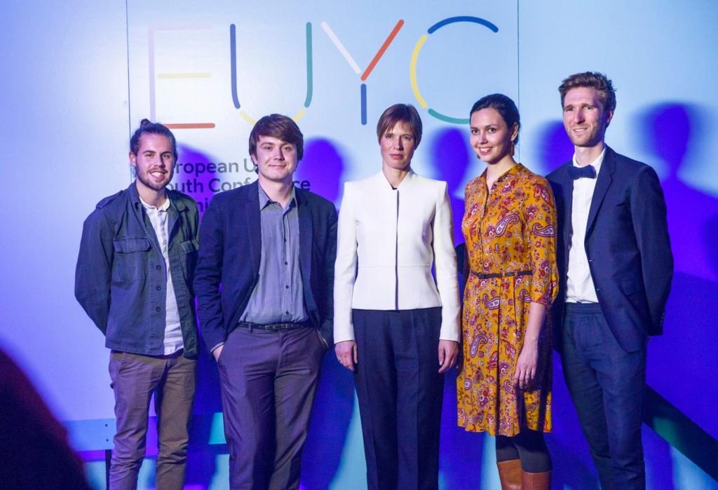 Eesti tähistab noorsootöö nädalat