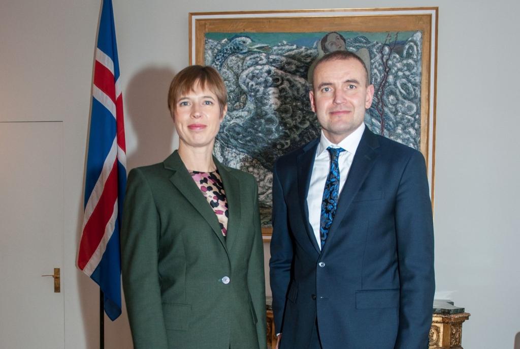 President Kersti Kaljulaid: Island on naiste õiguste kaitsmises eeskujuks