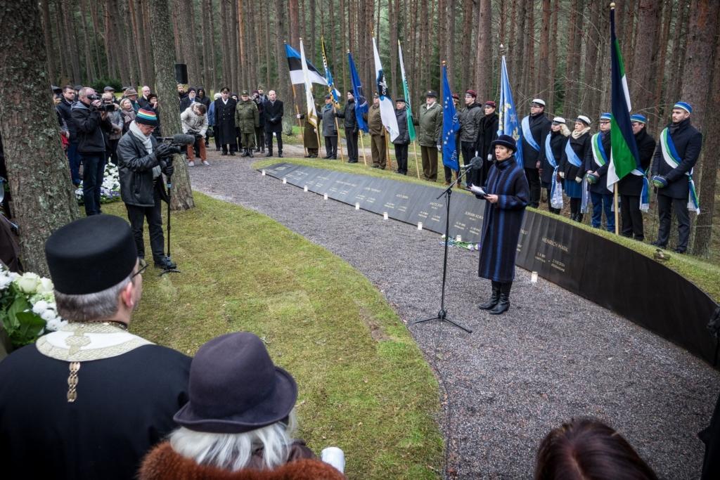 President Kersti Kaljulaid: meie kestvaks kohuseks on hoida vaba Eesti riiki
