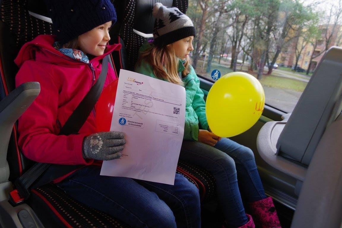 Kuivõrd teadlikud on väikesed liiklejad turvavöö kasutamises?