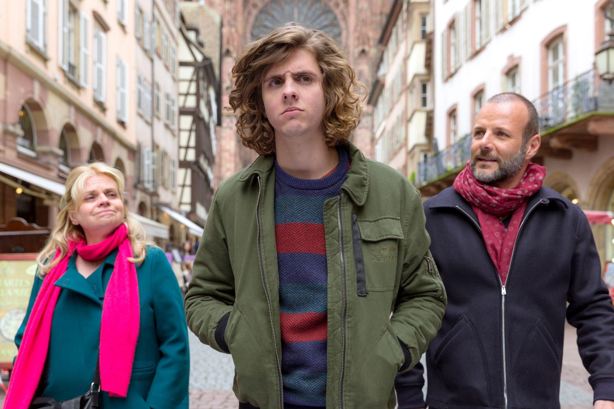 KURB AGA NALJAKAS! Linastub Prantsuse komöödia, kus vanemad teevad armuvalus poja päästmiseks kõike!