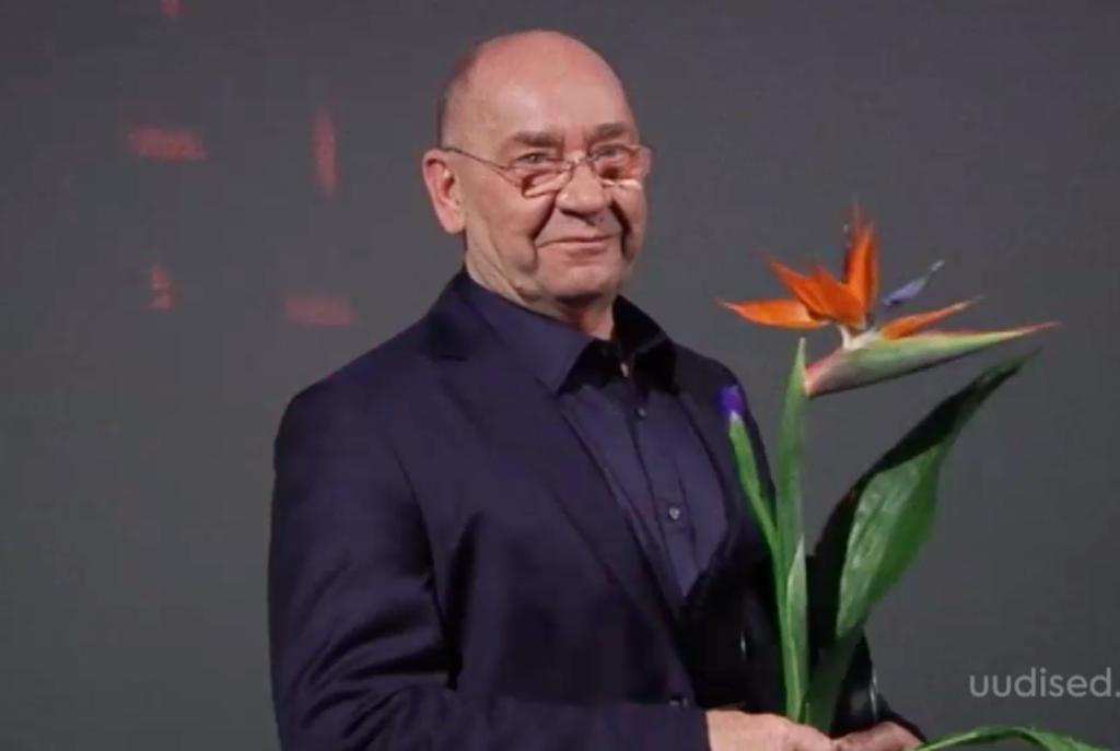 Video! Näitleja Tõnu Kark pälvis PÖFF filmifestivalil elutööauhinna
