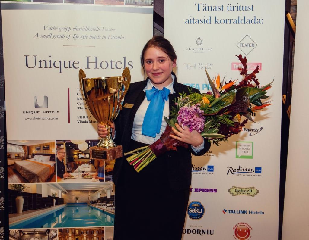 Kes on Eesti parim hotelliadministraator? Parimaks tunnistati Eliise Allingu hotellist Telegraaf