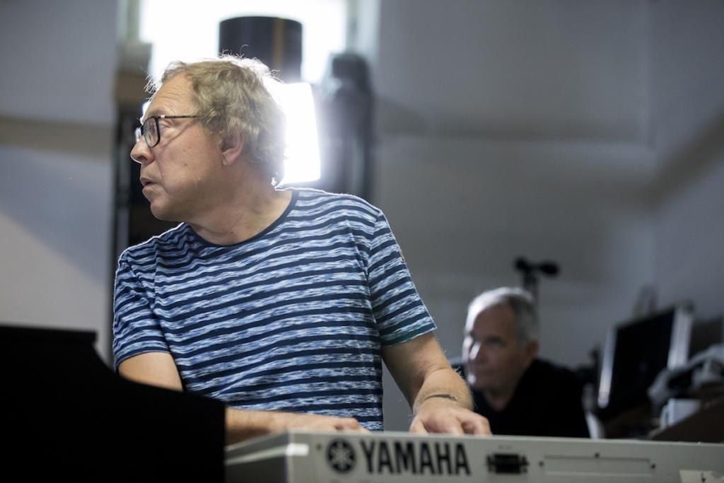 TALLINNA LAULUVÄLJAKUL I 20. augustil esitab ERSO pianist Rein Rannapi ja rokkbändiga ansambel Ruja tuntuimaid laule