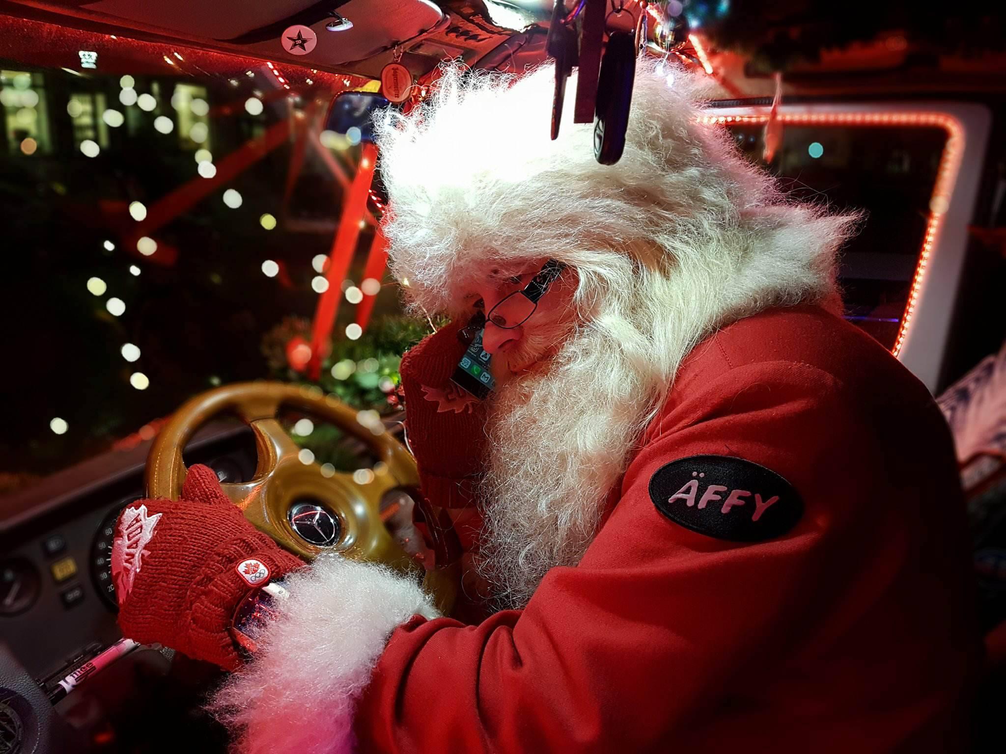 VAHVA! Vaata, millist ilma ennustab jõuluvana Äffy