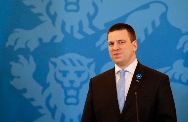 VIDEO! Jüri Ratas kutsus Eesti ainulaadset looduskeskkonda väärtustama