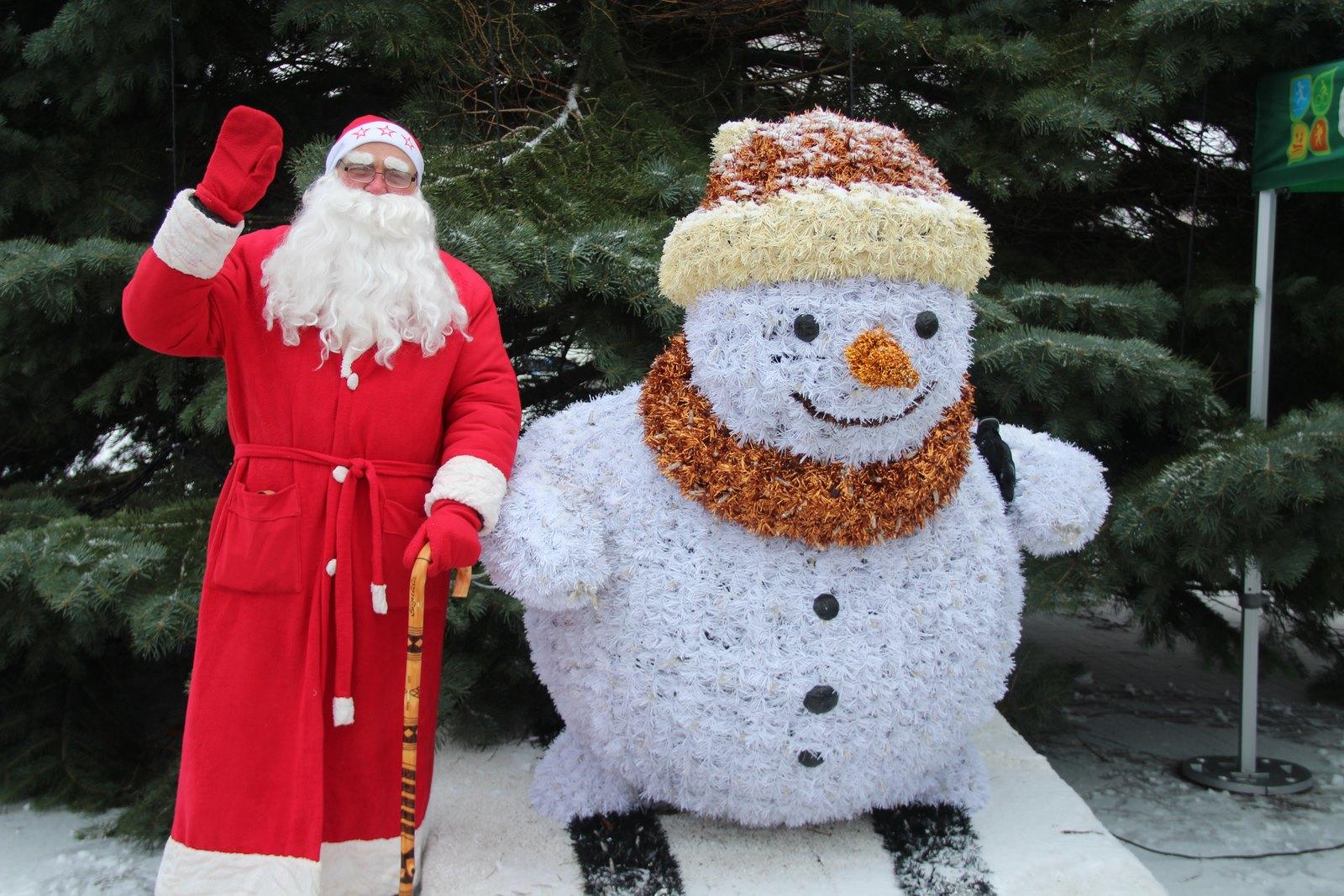 Jõuluvanad saabuvad talvepealinna Otepääle