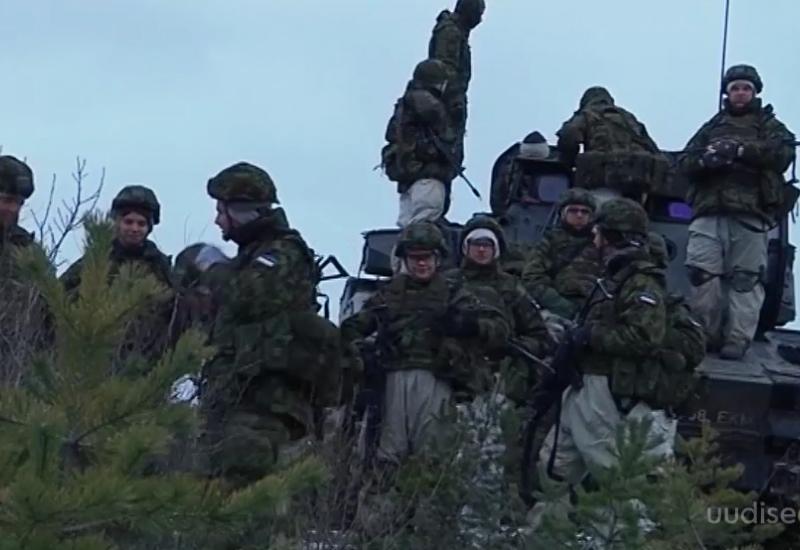 VIDEO! Uuringu tulemus! Eesti rahva usaldus Kaitseväe ja Kaitseliidu vastu on kõrge