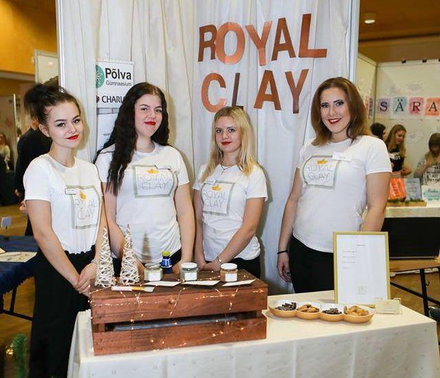 Pärnusse koguneb ligi 120 õpilasfirmat