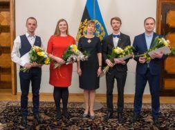 President Kersti Kaljulaid eestlaste maavara asub kahe kõrva vahel