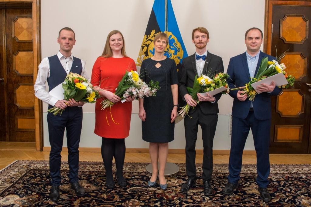 President Kersti Kaljulaid: eestlaste maavara asub kahe kõrva vahel
