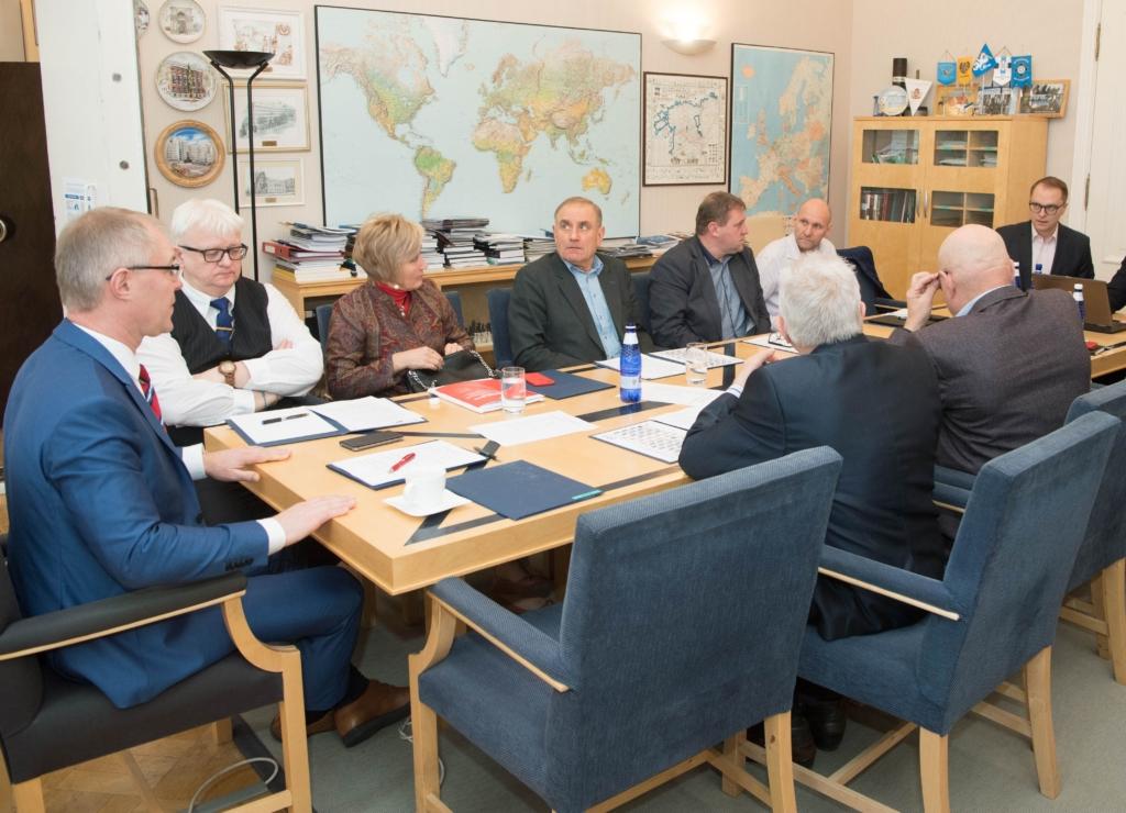 Hannes Hanso: igal asutusel ja inimesel on laiapõhjalises riigikaitses oma roll