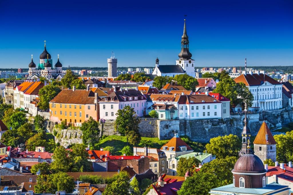 Vaata, kuidas Tallinn tähistab iseseisvuse taastamise aastapäeva