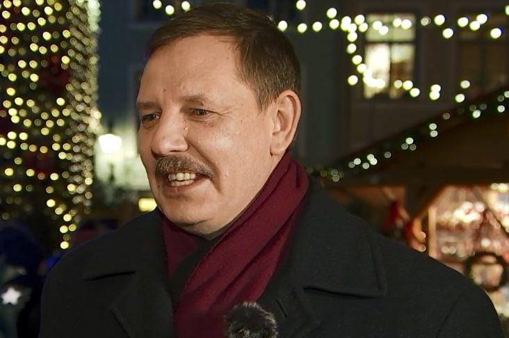 Taavi Aas aastalõpuintervjuus Tallinna TV-le: Tallinn on üks õnnelik linn