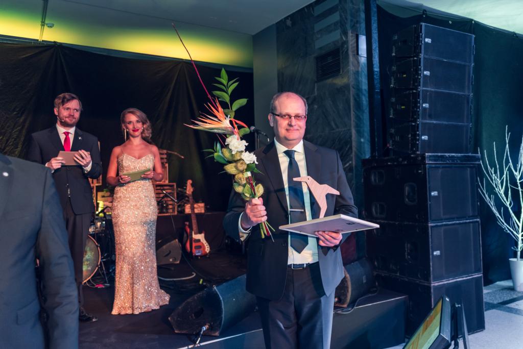 Aasta Keskkonnasõbralikuks Ettevõtteks kuulutati kunstmuruväljakute rajaja