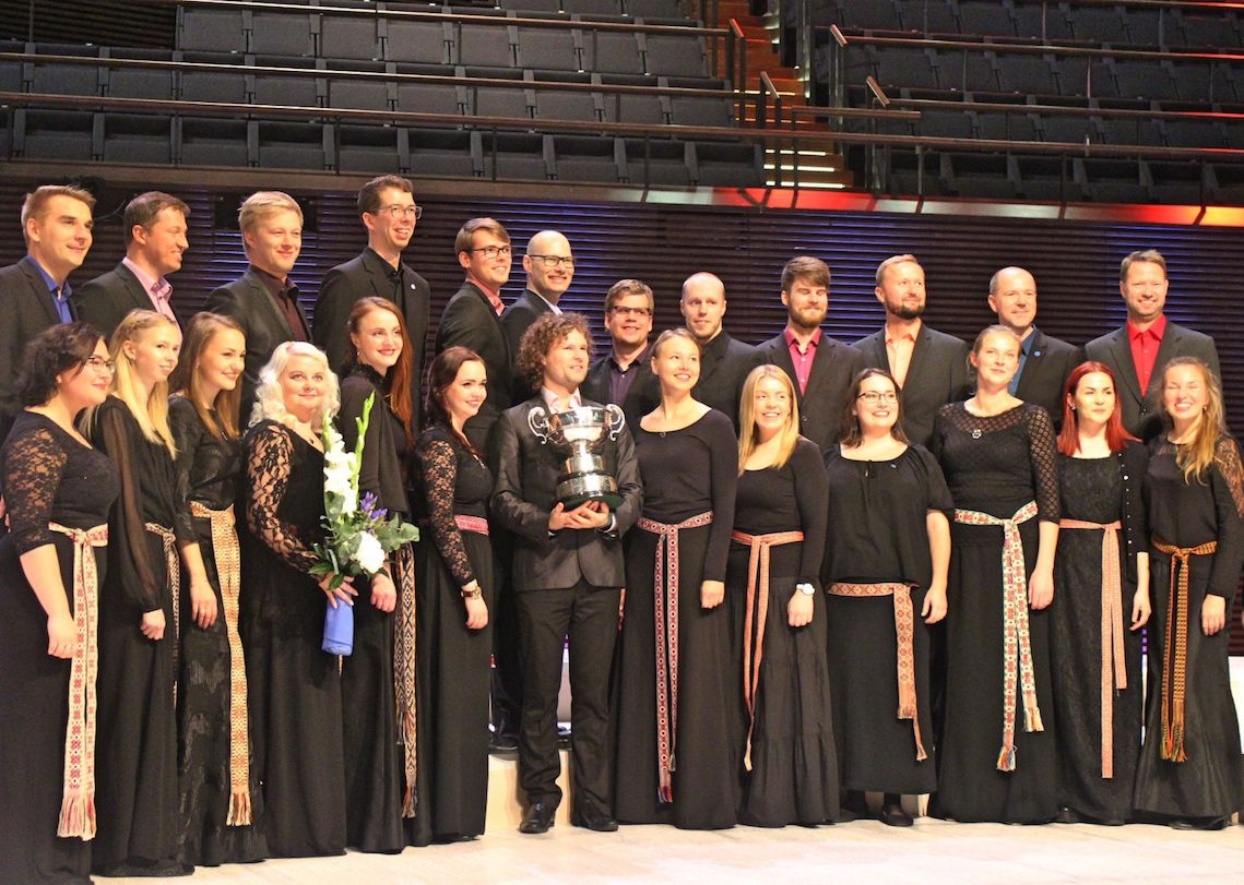 Aasta kooriks 2017 valiti Collegium Musicale