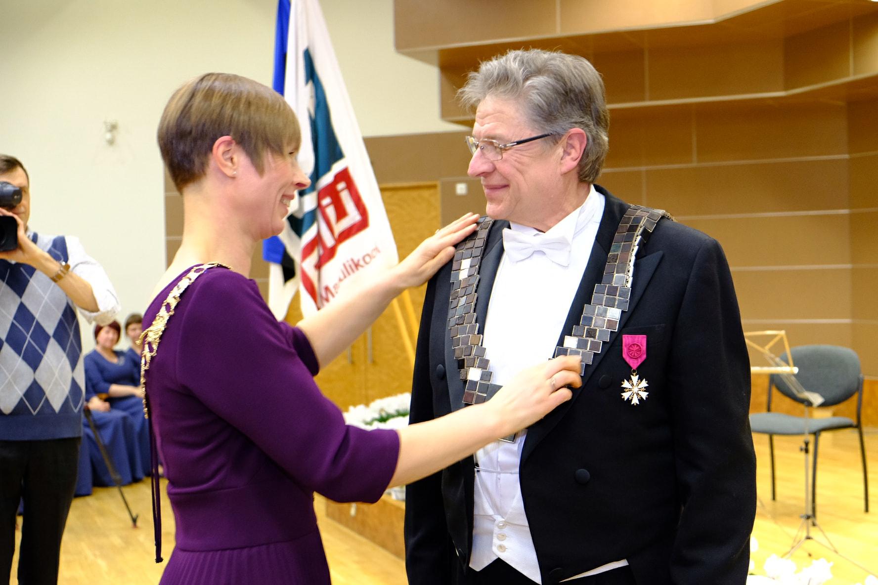 President Kaljulaid: Maaülikool on tark suunanäitaja maaelu arendamisel