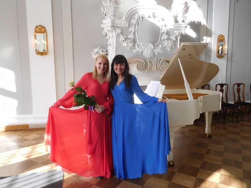 Klaveriduo KeAmo esineb 20. jaanuaril Paides