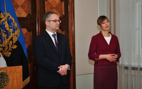 President Kersti Kaljulaid: riigikontrolör peab andma meile kindluse, et Eesti on hästi hoitud