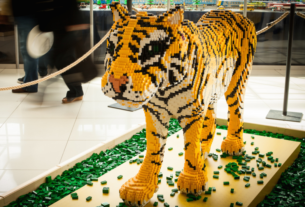 3D kujudega LEGO festival jõuab jaanuaris Eestisse