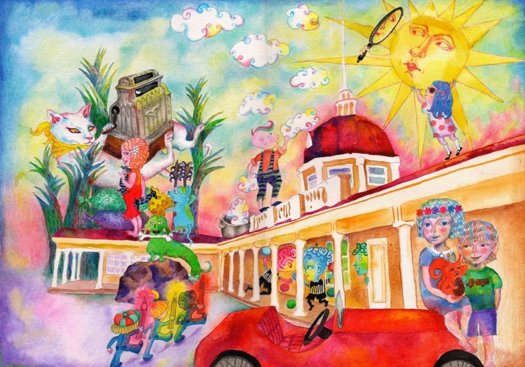 Lastemuuseum Miiamilla kutsub oma lugusid jutustama