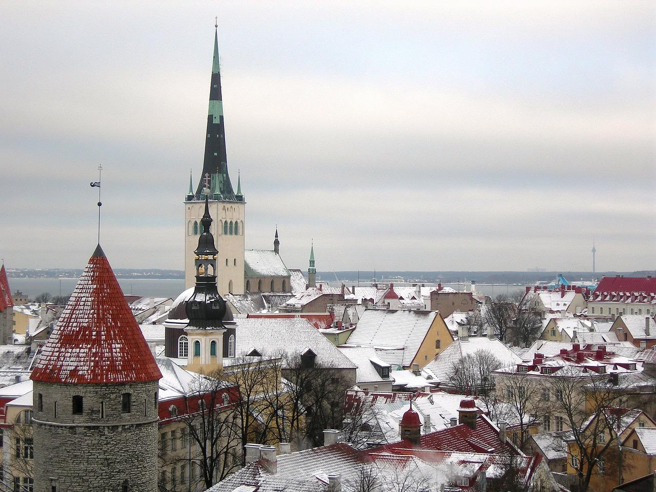 """Konkurss """"Tallinna linna lumemurdja"""" toimub! Ka lumevaesel talvel"""