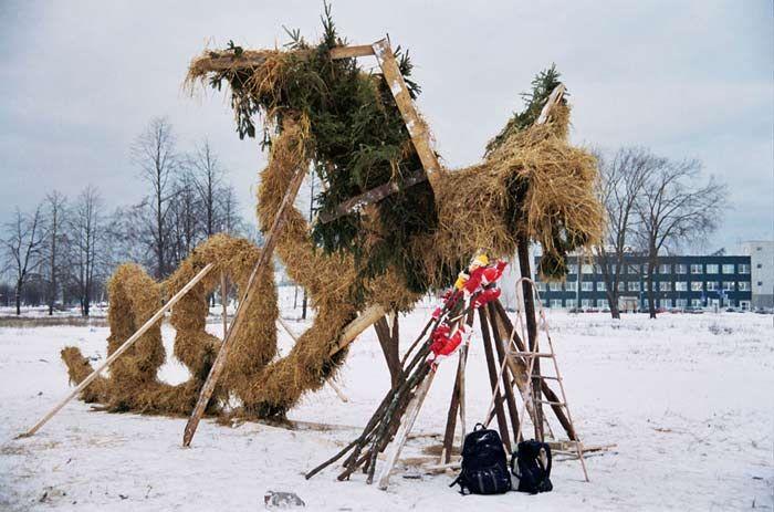 Mustamäe kutsub valgusfestivalile, jõulupuudest saavad tuleskulptuurid
