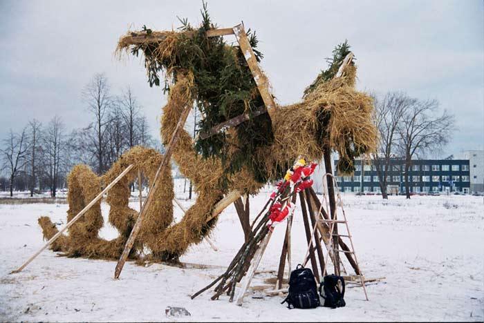 Jõulukuused soojendavad kodusid ja pehmendavad jooksusammu