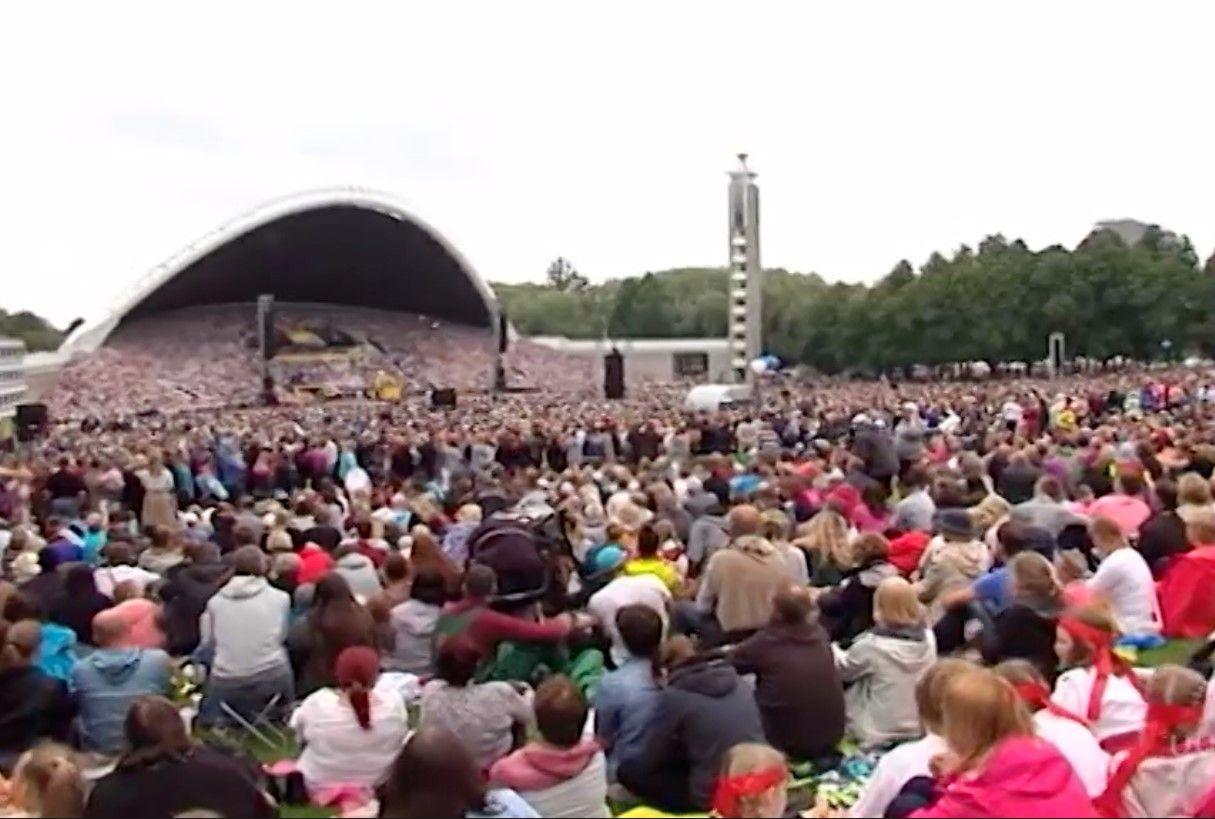 OLE TEADLIK I Laulupeo ja rongkäiguga seotud liikluskorraldus Tallinnas