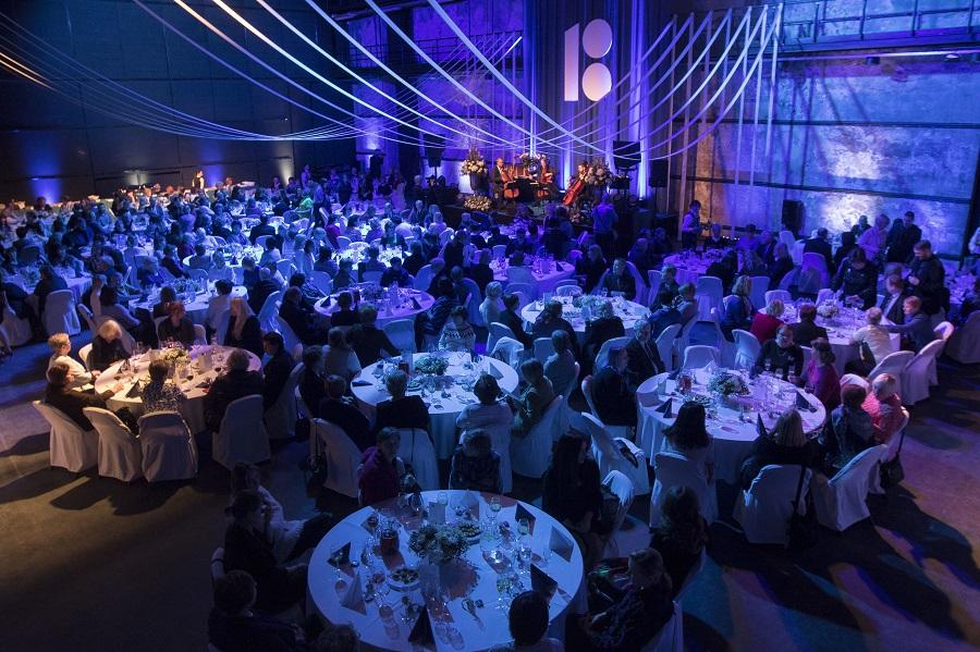 Tallinna EV100 vastuvõtul tunnustati pühendunud töötajaid