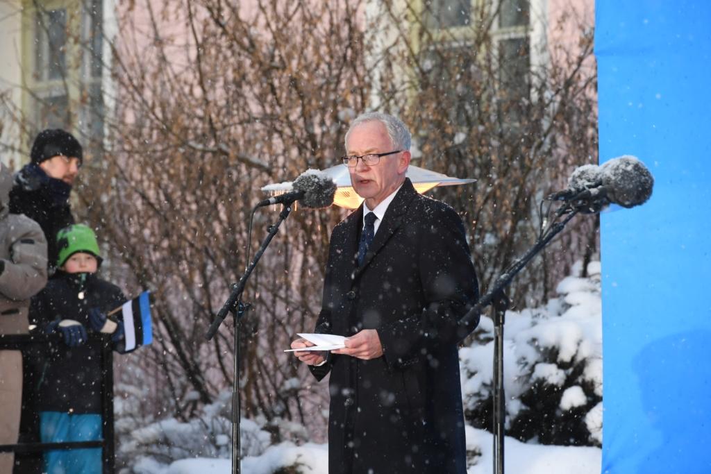 Eiki Nestor: Eesti riik on tugev siis, kui me usume temasse
