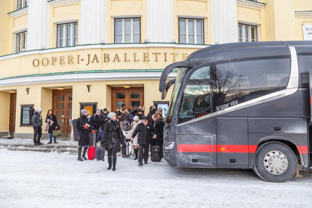 GALERII! Rahvusooper Estonia esinejad vallutavad Riia ooperimaja lava