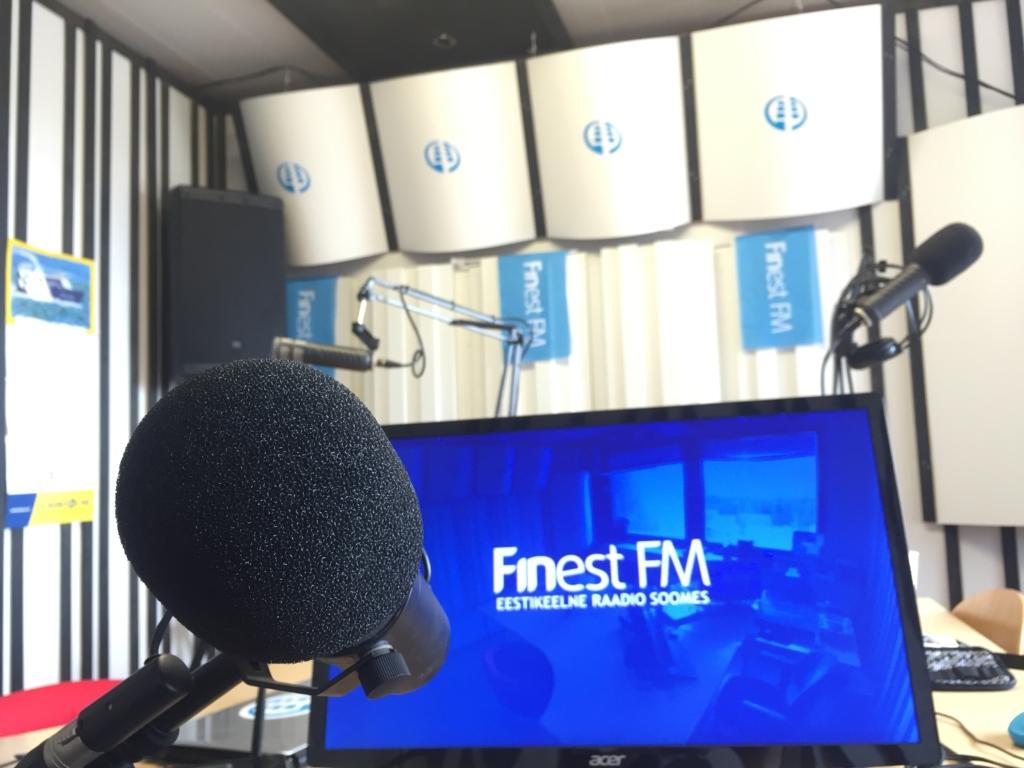 MEIE MUUSIKA MUJAL! Finest FM kogub fänne nii üle lahe elavate eestlaste kui ka kohalike soomlaste seas
