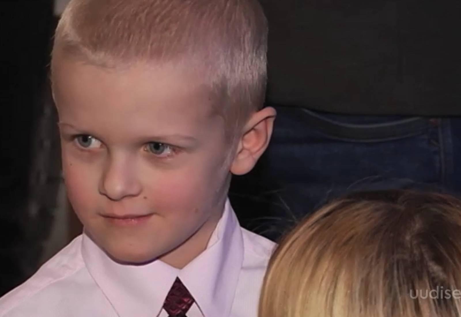 Video! 6-aastane elupäästja Hendry: 112 numbri sain selgeks lasteaias!