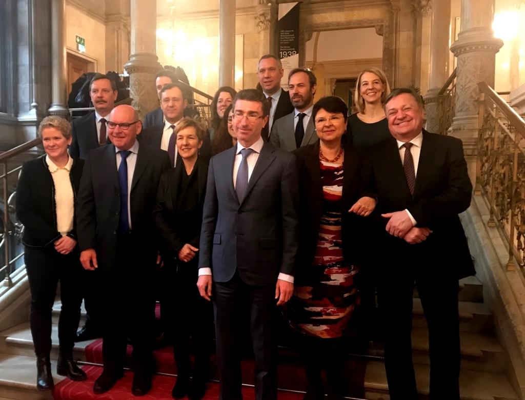 Taavi Aas:Euroopa linnapeade paktiga seati eesmärgiks vähendada süsihappegaasi emissioone