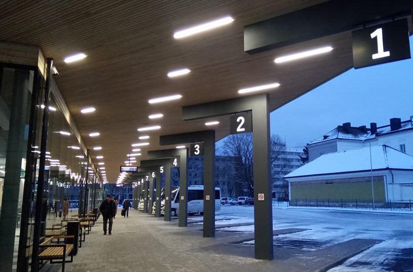 VIDEO! Suvepealinn sai pärast sõda esimese korraliku bussijaama