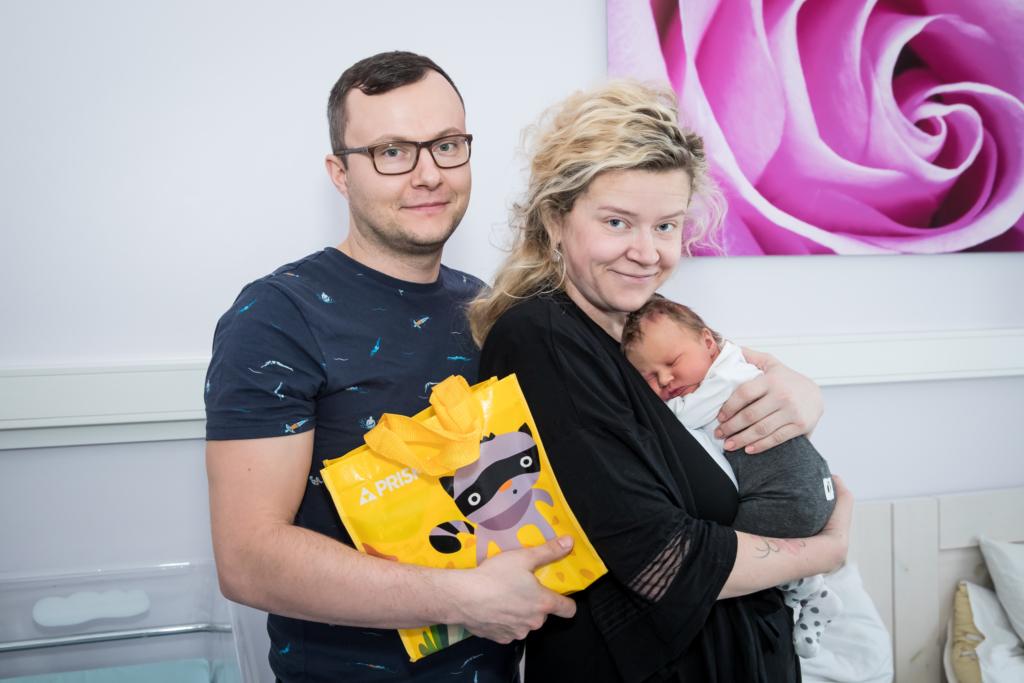 EV100! Prisma teeb igale Eesti juubeliaastal sündivale lapsele kingituse